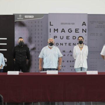 ICA INAUGURA LA IMAGEN PUEDE CONTENER, EN MUSEO ESPACIO