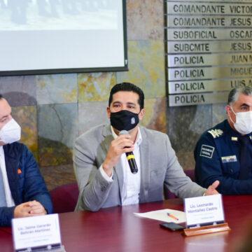 ABREN CONVOCATORIA PARA INTEGRARSE A POLICÍA MUNICIPAL DE AGUASCALIENTES