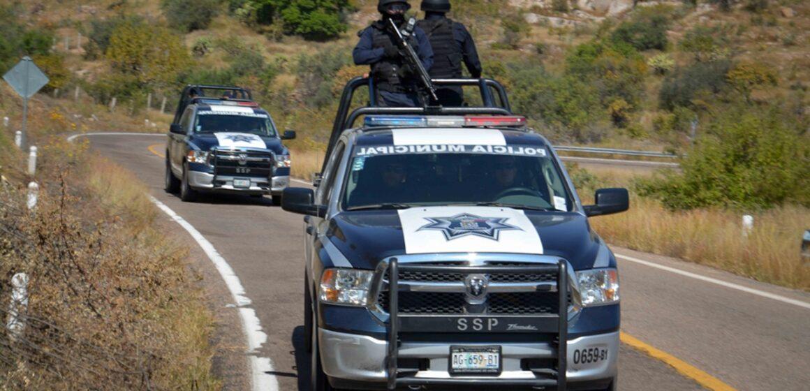 MANTIENE POLICÍA MUNICIPAL VIGILANCIA PARA PREVENIR ILÍCITOS EN COMUNIDADES Y EN LA PERIFERIA DE LA CIUDAD