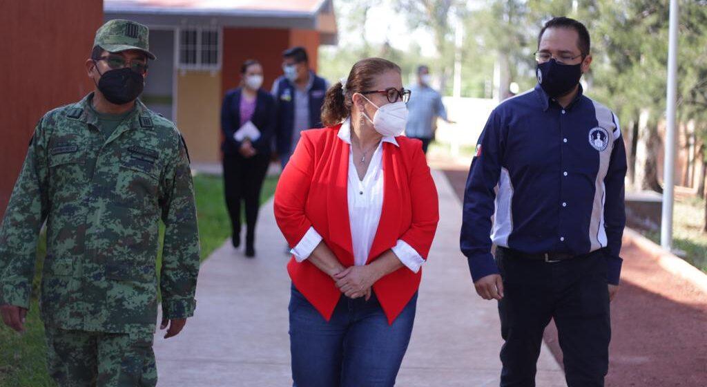 RECONOCE MUNICIPIO DE AGUASCALIENTES MODELO EDUCATIVO DEL BACHILLERATO MILITARIZADO